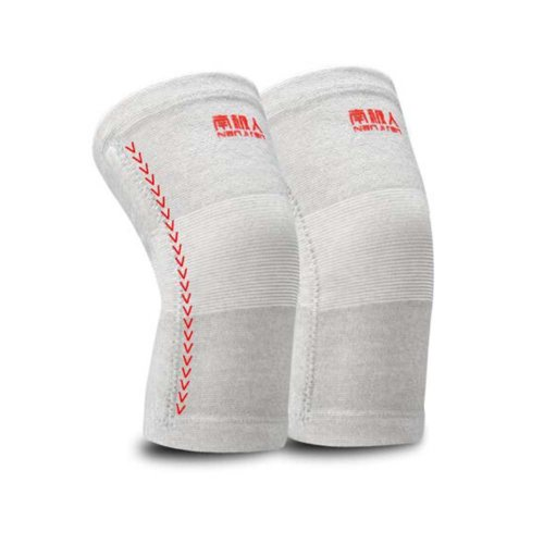Knee Sleeve Protect Your Knee,Inside with a Spring to Prevent Slipping