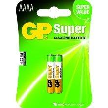 GP Batteries Super Alkaline AAAA Alkaline 1.5V non-rechargeable battery