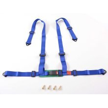 Harness universal 4-point, blue