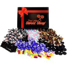 The Little Sweet Shop Liquorice Sweets Medium Gift Hamper Great for Parties & Weddings and Birthdays