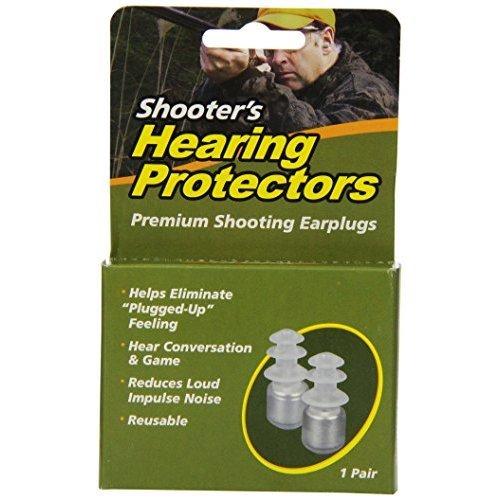 Acu-Life Earplug, Shooters Hearing Protectors ( 1 Pair)