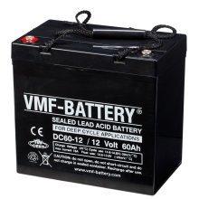 VMF AGM Deep Cycle Battery 12 V 60 Ah DC60-12