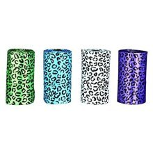 Dog Poop Bags Leopard Print - 4 Rolls Of 20 Bags - Roll More Cat Trixie Dirt -  bags dog roll leopard print poop more cat 20 trixie dirt 22847 large