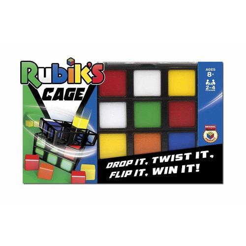 Rubik's Cage Puzzle Game