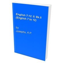 English 7-12: 5: Bk.5 (English 7 to 12)