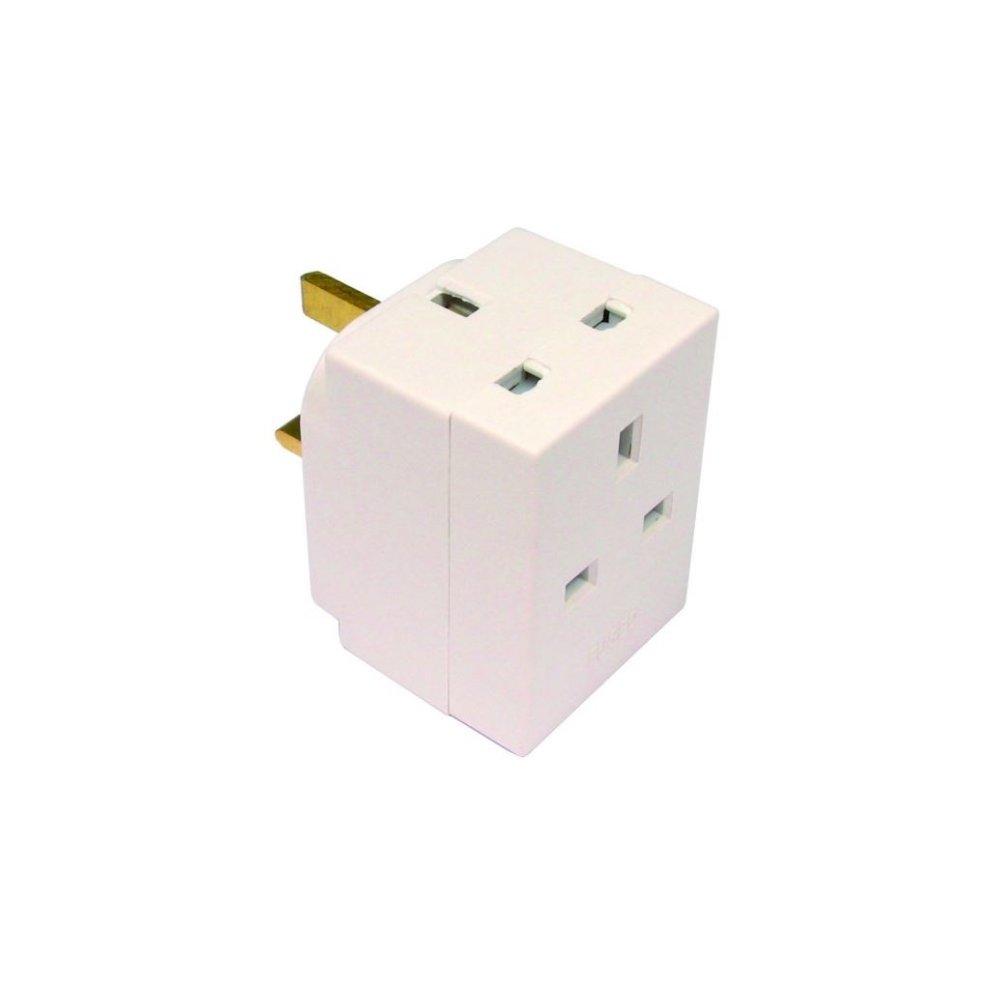 Plug In Adaptor 3 Way