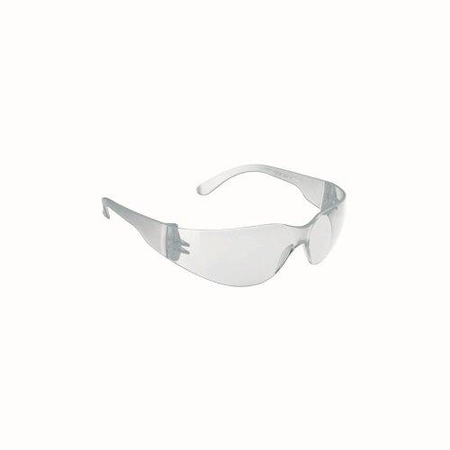 Stealth 7000 Glasses - Clear Frame - Clear Hardcoat Lens