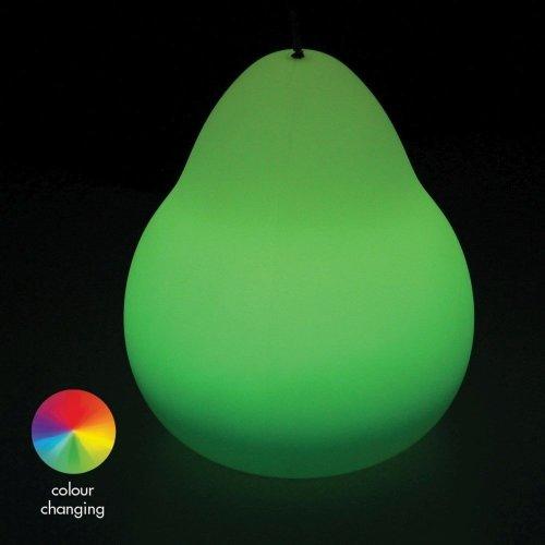 Kent collection LED Colour Change Pear