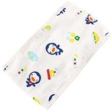 Set Of 2 Cord Care Newborn Warm Navel Belt Cotton Baby Navel Penguin