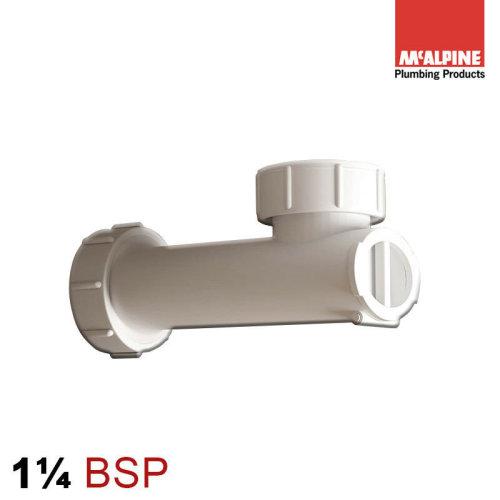 Mcalpine space saving basin bottle trap