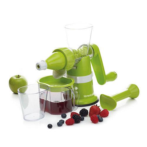 Kitchen Craft Manual Masticating Juicer