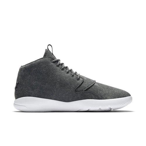 New Mens Nike Jordan Eclipse Chukka Trainers Grey 881453 006