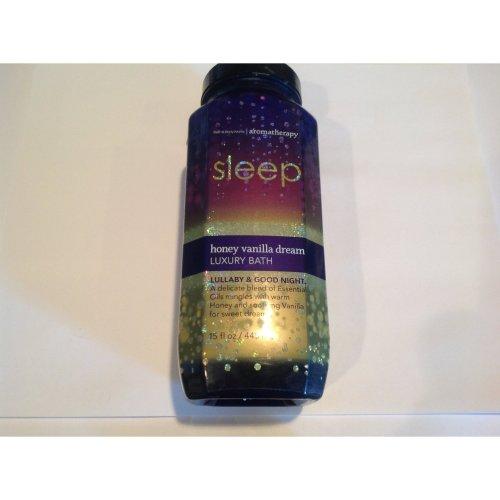 Bath & Body Works Aromatherapy Sleep Honey Vanilla Dream Luxury Bath