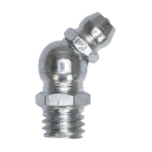 Sealey GNM11 Grease Nipple 45° 8 x 1mm Pack of 25