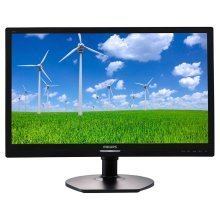 Philips 241S6QYMB 24In Widescreen IPS Monitor -DP DVI VGA