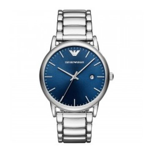 EMPORIO ARMANI WATCH ONLY TIME BLUE AR11089