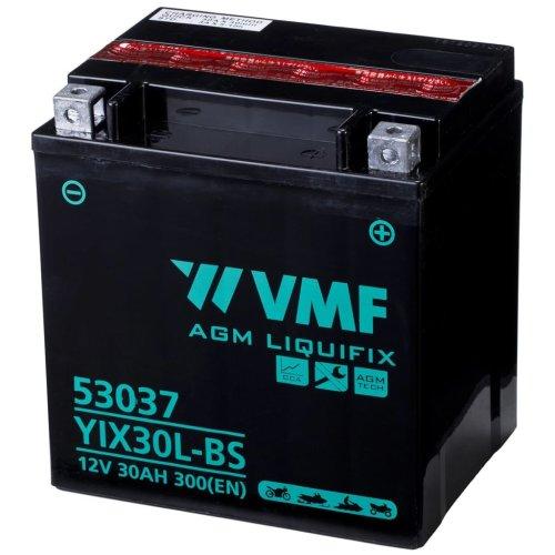 VMF Powersport Liquifix Battery 12 V 30 Ah YIX30L-BS