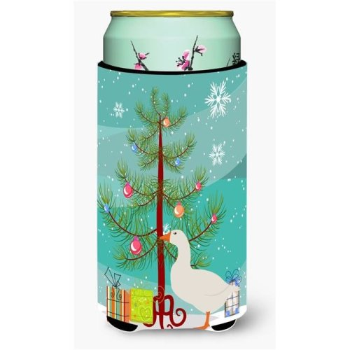 Carolines Treasures BB9267TBC Shire Horse Christmas Tall Boys Beverage Insulator Hugger