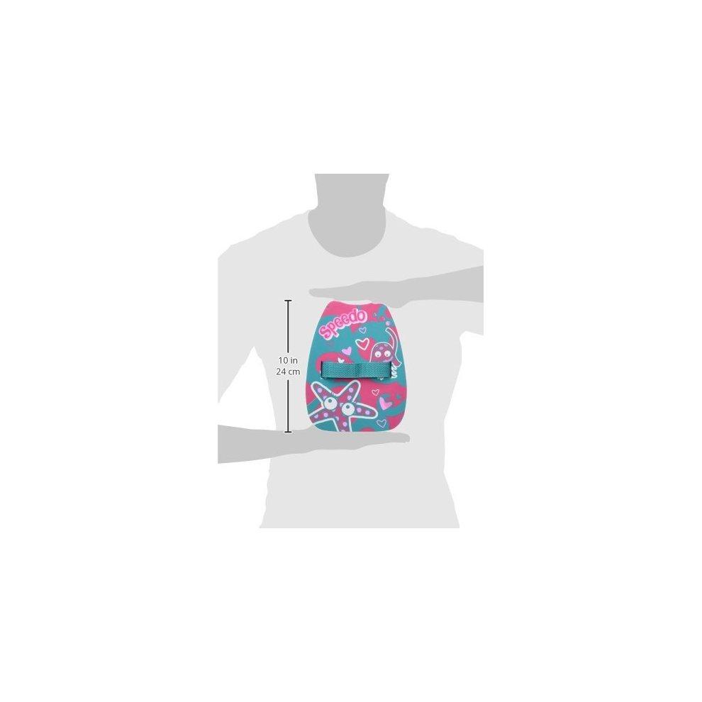 889b2a35d26 ... Speedo Unisex Adult Sea Squad Back Float - Vegas Pink, One Size - 3 ...