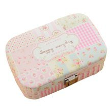 Upscale Jewelry Box Children's Dressing case Lovely Jewely Box C