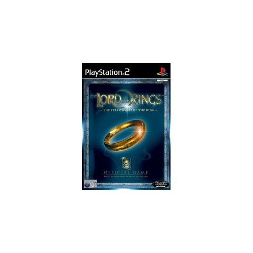 The Lord of the Rings: the Fellowship - The Lord of the Rings: The Fellowship of the Ring (PS2)