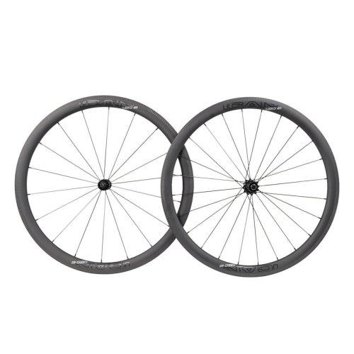 ICAN Carbon Road Bike Wheels AERO 40