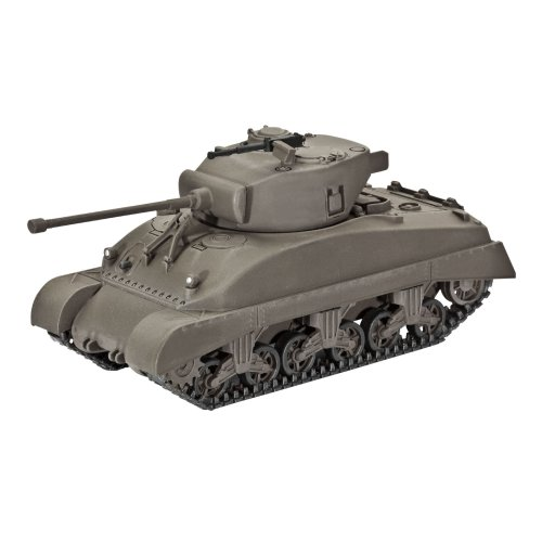 Revell 1:72 Scale M4A1 Sherman