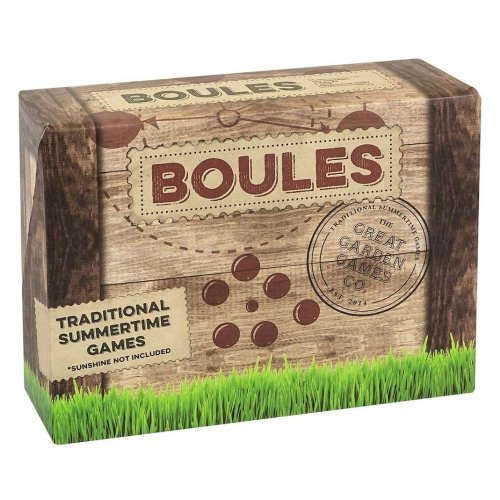 Great Garden Games Boules