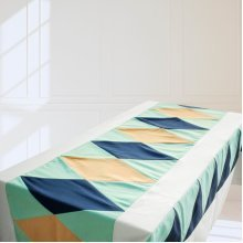 [Wonderful Life] Rectangle Tablecloth Canvas Table Cloth Table Cover