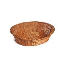 Large Oval Wicker Pet Basket