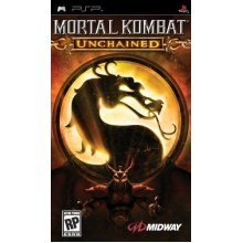 Mortal Kombat Unchained Sony PSP Game