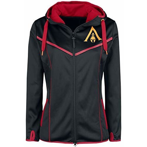 Assassin's Creed Odyssey - Technical Dark Women's Hoodie (M) (New)