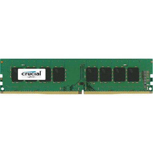 Crucial 8Gb DDR4 2400MHz CL17 Memory Module