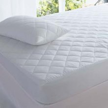 Quilted Mattress Protector Single Double King Super King Sizes