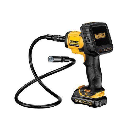 DeWalt DCT410D1 10.8 Volt XR Li-ion Inspection Camera 17mm Cable 1 x 2.0Ah Batts