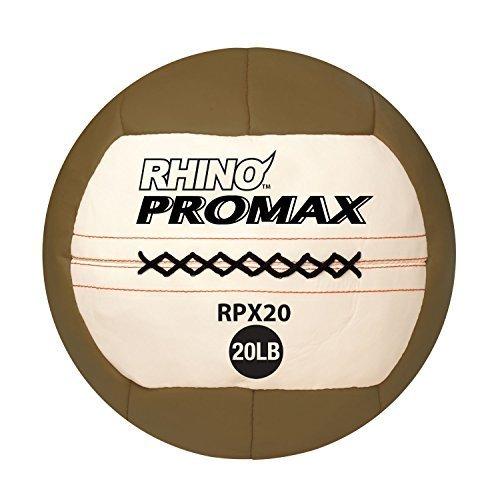 Champion Sports Rhino Promax Medicine Slam Ball 20 Pound
