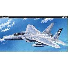 Aca12506 - Academy 1:72 - F-15c Eagle Msip Ii