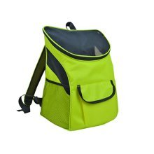 Pet Carrier Soft Sided Travel Bag for Small dogs & cats- Airline Approved, Green #8