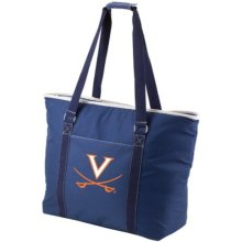NCAA Tahoe Picnic Cooler Color: Navy, NCAA Team: Virginia