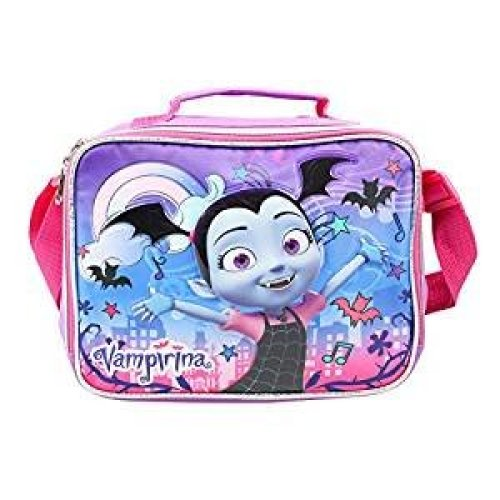 Lunch Bag - Disney - Vampirina - Bat Purple 001872