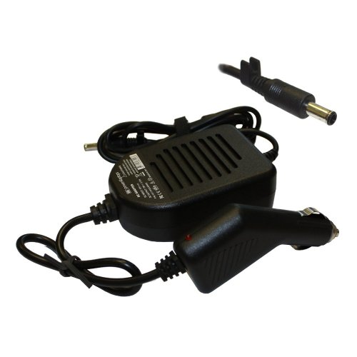 Samsung NP-N230-JA02ES Compatible Laptop Power DC Adapter Car Charger