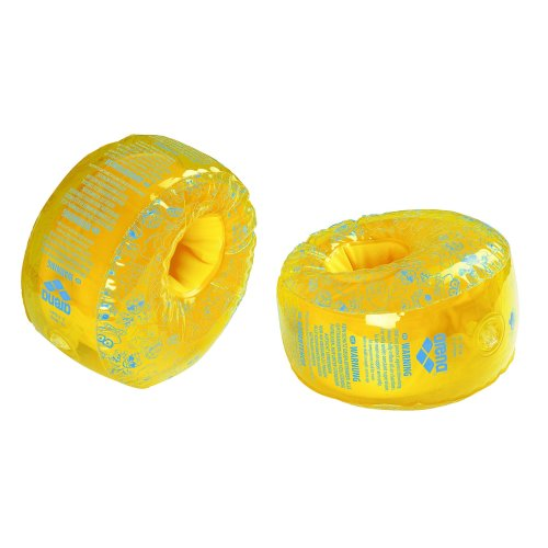 Arena Children's Floating Yellow Arm Bands/martinica, One Size