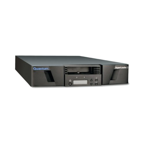 Quantum SuperLoader 3 20000GB 2U Black tape auto loader/library