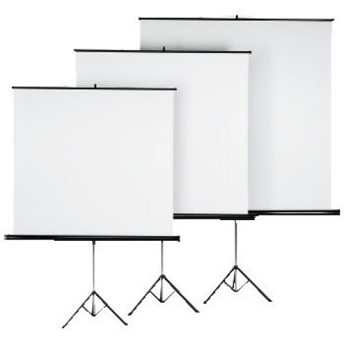 Hama 00018790 1:1 White projection screen