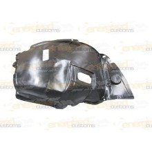 Bmw 3 Series Coupe/cabrio E92 2006- Front Wing Arch Liner Splashguard Left N/s