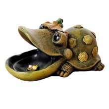 Creative Tortoise Resin Ashtray Cool Home Decoration