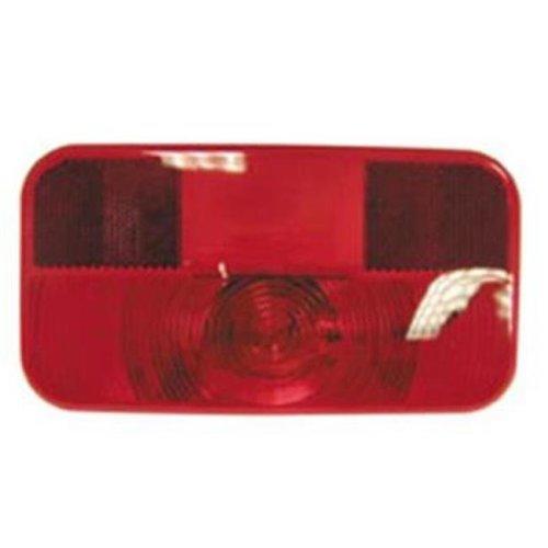 V2592125 Trailer Light Lens, Rectangular