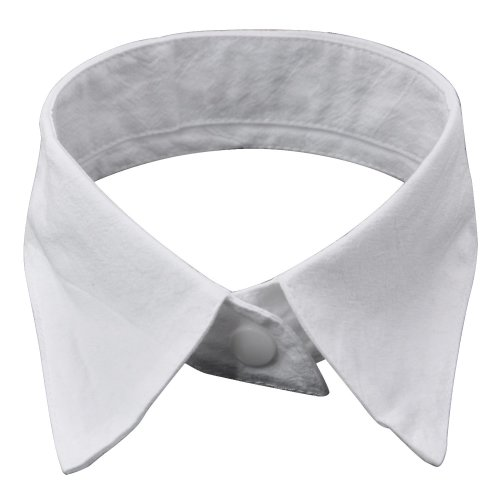 Trixes Peter Pan White Detachable Fashion Collar