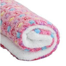 [Star Pink] Soft Pet Beds Pet Mat Pet Crate Pads Cozy Beds For Dog/Cat