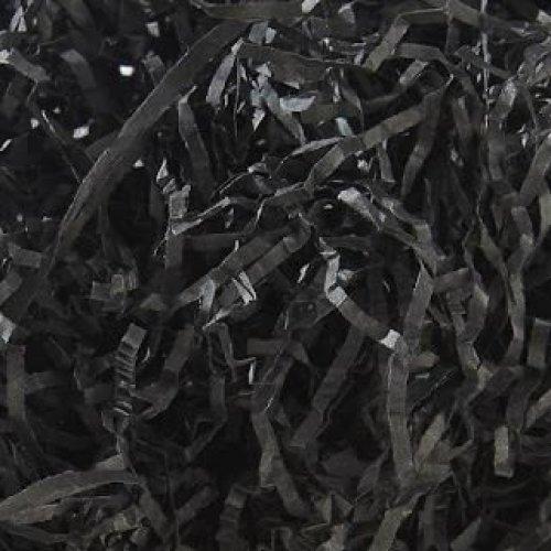 Black Shredded Paper 4kg Bag